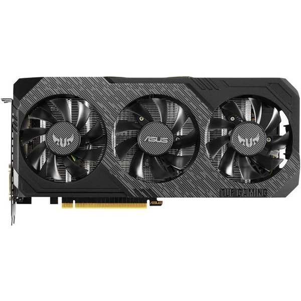 Placa video ASUS TUF Gaming X3 GeForce GTX 1660, 6GB GDDR5, 192bit, TUF3-GTX1660-A6G-GAMING