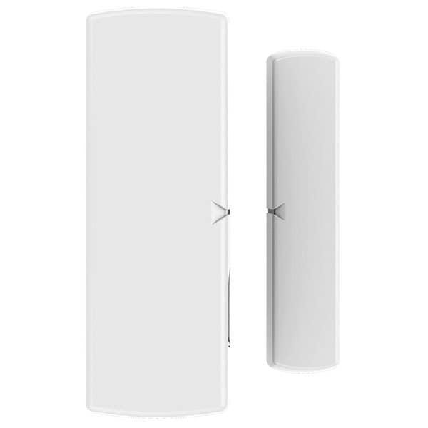 Contact magnetic inteligent PNI SmartHome SM420 pentru monitorizare usi si ferestre prin internet, alb