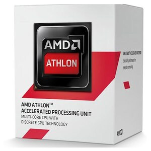 Procesor AMD APU Athlon X4 5150, 1.6GHz, 2MB, 25W, socket AM1
