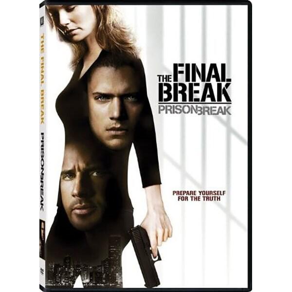Prison Break - The Final Break DVD