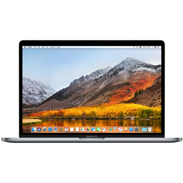 "Laptop APPLE MacBook Pro 15"" Retina Display si Touch Bar mr942ro/a, Intel Core i7 pana la 4.3GHz, 16GB, 512GB, AMD Radeon Pro 560X 4GB, macOS Sierra, Space Gray - Tastatura layout RO"