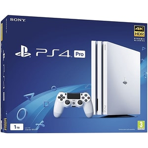 Consola SONY PlayStation 4 Pro (PS4 Pro) 1TB, Glacier White