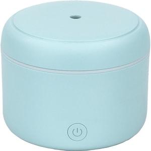 Difuzor de aroma cu ultrasunete TURBIONAIRE Puck Aqua, 100ml, 5W, albastru-deschis