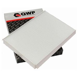Filtru habitaclu QWP WCF128 pentru Audi A2, Skoda Fabia, VW Polo