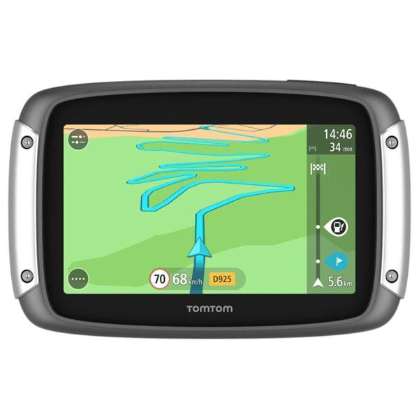 "Sistem de navigatie GPS pentru motocicleta TOMTOM Full EU LT, 4.3"" Touch, 16 GB, Full Europa"