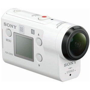 Camera video sport SONY FDRX3000RFDI, 4K, Wi-Fi, GPS, alb