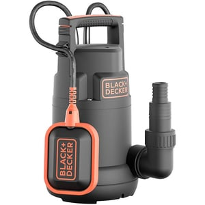 Pompa sumersibila BLACK & DECKER BXUP250PCE, 250W, plastic