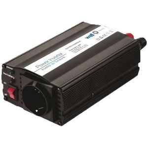 Invertor de tensiune cu USB WELL PSUP-INV/U-24V600W-W, 24V - 220V, 600W
