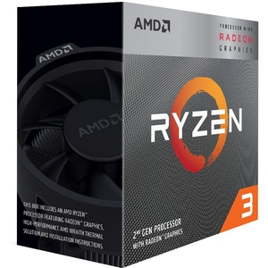 Procesor AMD RYZEN 3 3200G, 3.6GHz/4GHz, Socket AM4, YD3200C5FHBOX