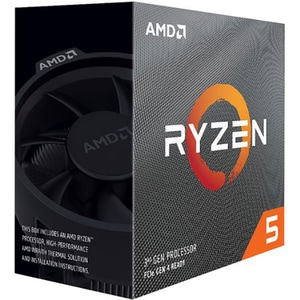 Procesor AMD RYZEN 5 3600, 3.6GHz/4.2GHz, Socket AM4, 100-100000031BOX