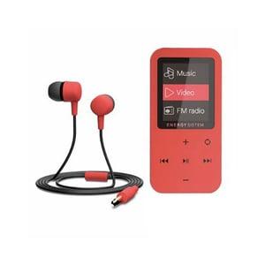 MP4 Player ENERGY SISTEM ENS426447, 8GB, Touch, FM, rosu