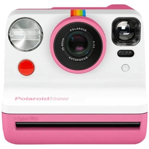 Aparat foto instant POLAROID Now, roz