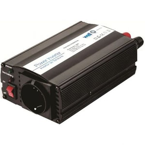 Invertor de tensiune cu USB WELL PSUP-INV/U-24V150W-W, 24V - 220V, 150W