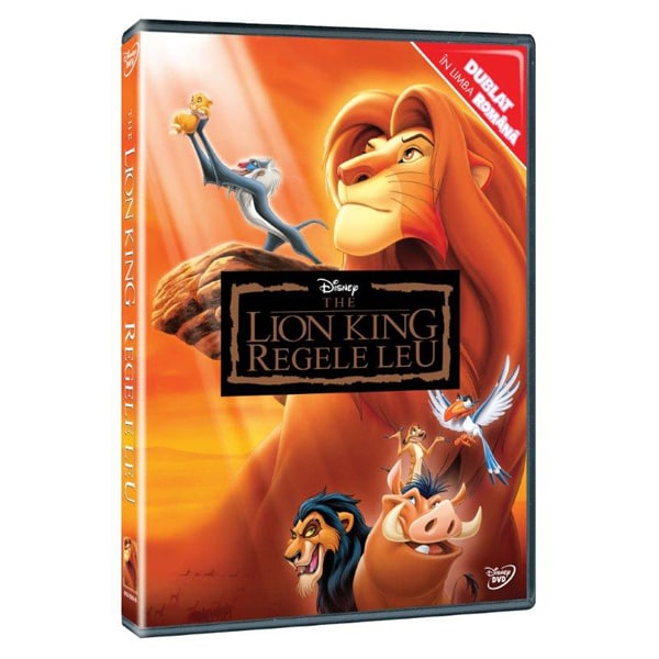 Regele Leu - Editie Speciala DVD
