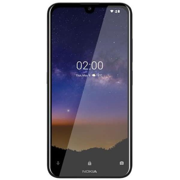 Telefon NOKIA 2,2, 16GB, 2GB RAM, Dual SIM, Black