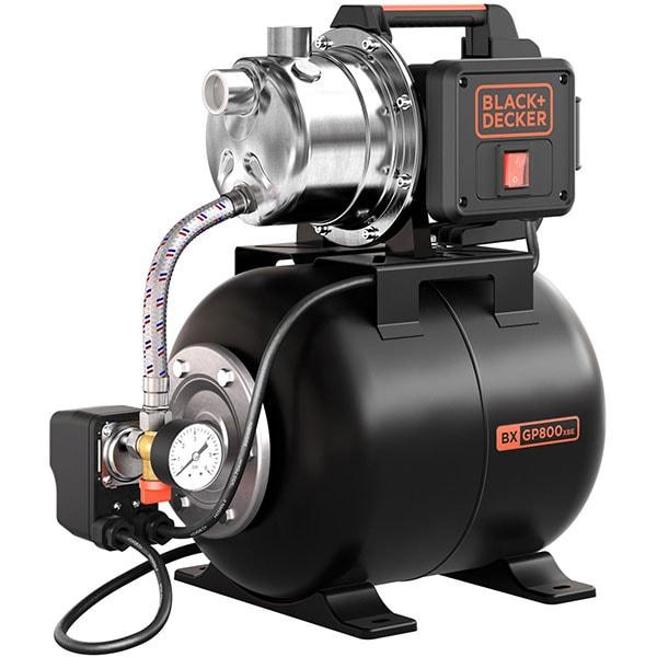 Hidrofor Black & Decker BXGP800XBE, 800W, 19 l, 3500 l/h
