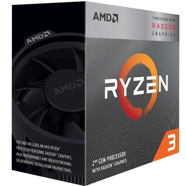 Procesor AMD RYZEN 3 3200G, 3.6GHz/4GHz, Socket AM4, YD3200C5FHBOX