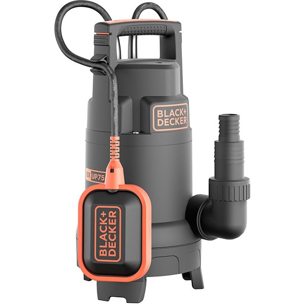 Pompa sumersibila BLACK & DECKER BXUP750PTE, 750W, plastic