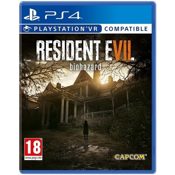 RESIDENT EVIL 7 biohazard PS4 / PSVR