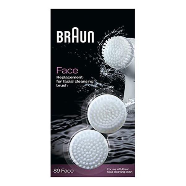 Rezerva perie faciala BRAUN Face SE89, 2 bucati