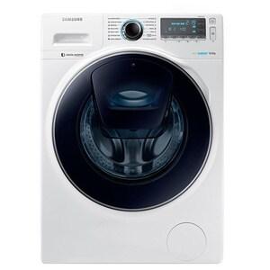 Masina de spalat rufe frontala SAMSUNG WW80K7415OW/LE, EcoBubble, Addwash, 8kg, 1400rpm, Clasa A+++, alb