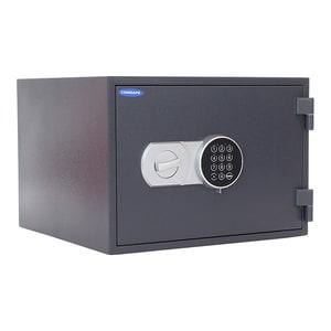 Seif antifoc ROTTNER Sydney 40 EL, Inchidere electronica, 450 x 445 x 320 mm, antracit