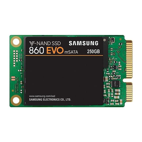 Solid-State Drive (SSD) SAMSUNG 860 EVO, 250GB, mSATA, MZ-M6E250BW