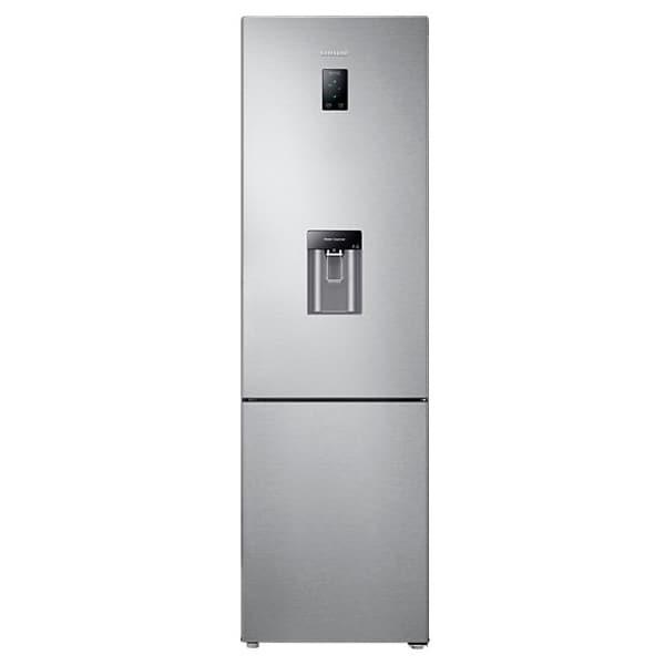 Combina frigorifica SAMSUNG RB37J5800SA, No Frost, 360 l, H 201 cm, Clasa A+, All-Around Cooling, argintiu