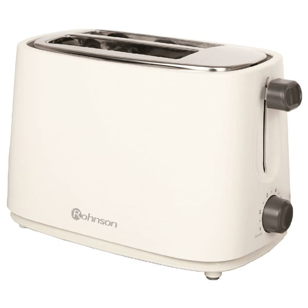 Prajitor de paine ROHNSON R-210, 750W, alb