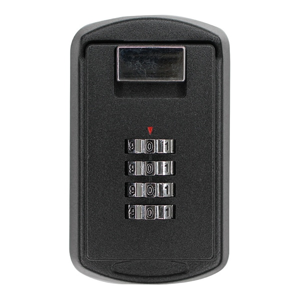 Depozitar chei ROTTNER Smart Box 1, Cifru mecanic, 40 x 60 x 100 mm, antracit