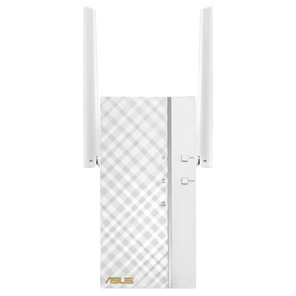 Wireless Range Extender ASUS RP-AC66 AC1750, Dual-Band 450 + 1300 Mbps, alb