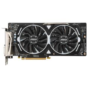 Placa video MSI AMD Radeon RX 580, 8GB GDDR5, 256bit, RX 580 ARMOR 8G OC