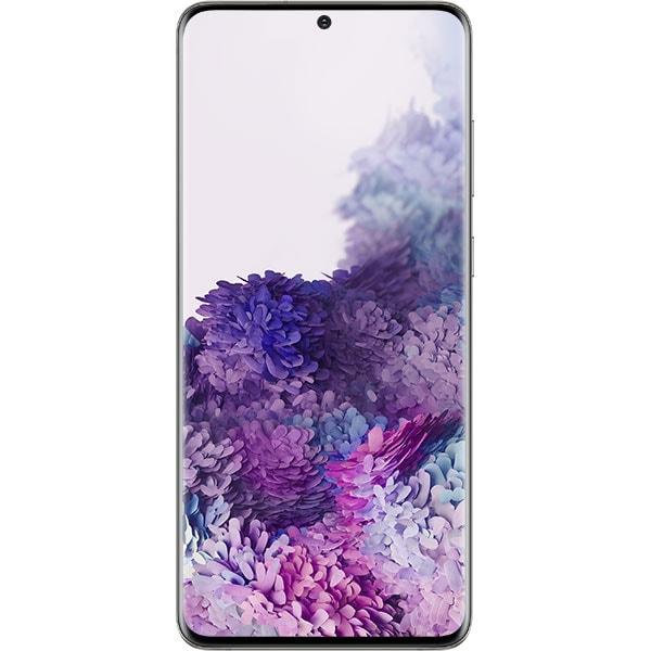 Telefon SAMSUNG Galaxy S20+, 128GB, 12GB RAM, Dual SIM, 5G, Cloud White