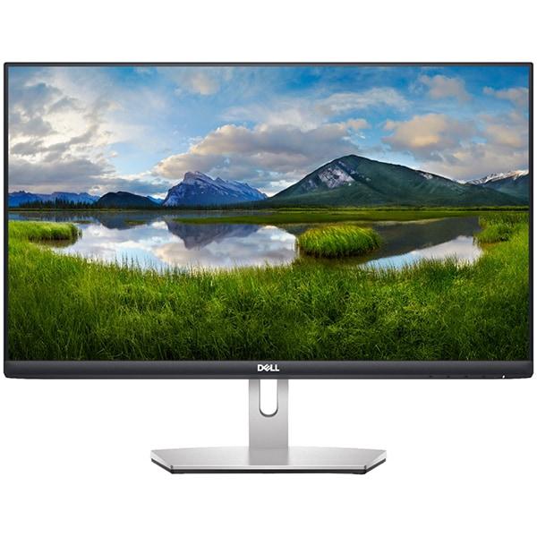 "Monitor Gaming IPS LED DELL S2721HN, 27"" Full HD, FreeSync, 75Hz, gri"