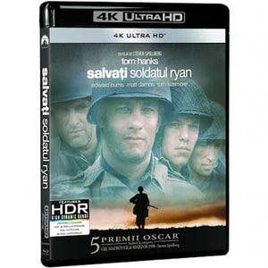 Salvati soldatul Ryan Blu-Ray 4K