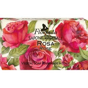 Sapun vegetal LA DISPENSA Florinda, Trandafiri, 100g
