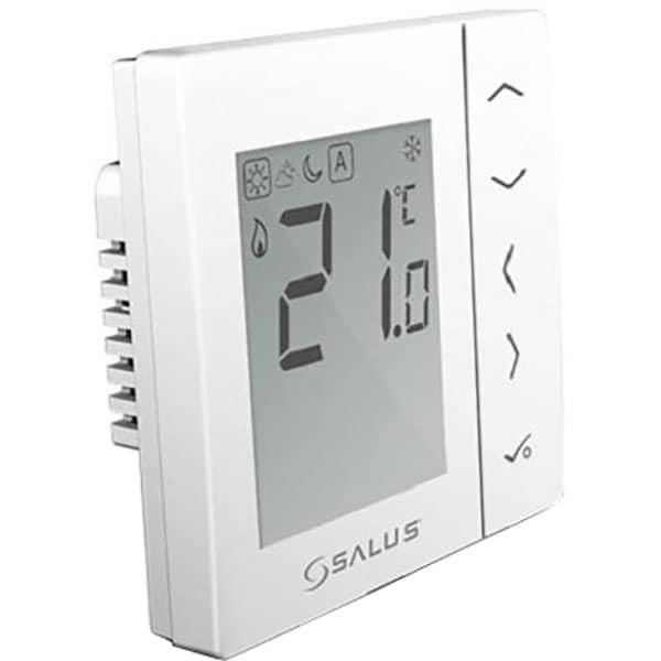 Termostat programabil incalzire pardoseala SALUS VVS30W, alb