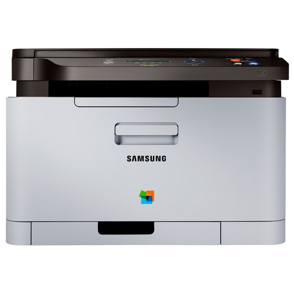 Multifunctional laser color SAMSUNG SL-C460W, A4, USB, Ethernet, Wi-Fi, NFC