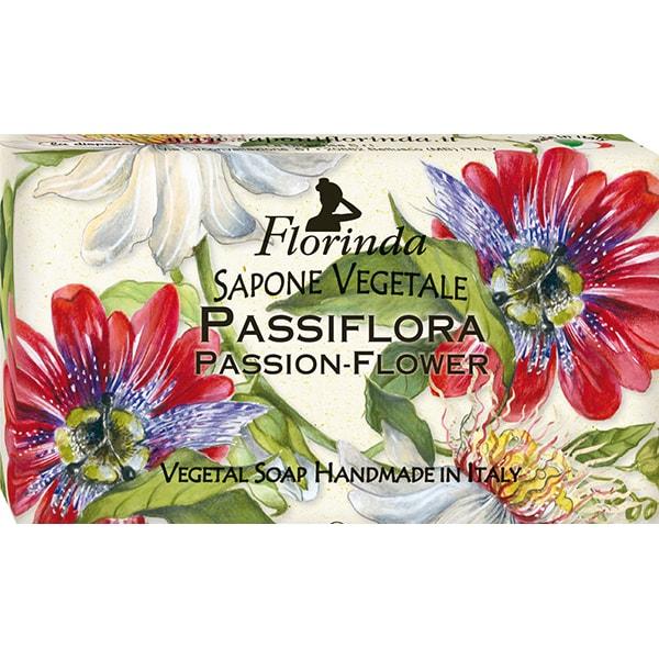 Sapun vegetal LA DISPENSA Florinda, Floarea Pasiunii, 100g