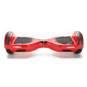 Scooter electric FREEWHEEL Junior, 6,5 inch, rosu