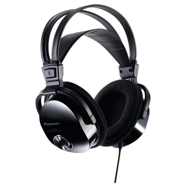 Casti PIONEER SE-M531, Cu Fir, Over-Ear, negru
