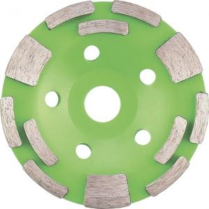 Disc diamantat pentru slefuit SIBERTEH 72958, 125 mm, combinat