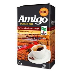 Cafea macinata AMIGO, 500gr