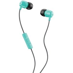 Casti SKULLCANDY Jib S2DUY-L675, Cu Fir, In-Ear, Microfon, albastru