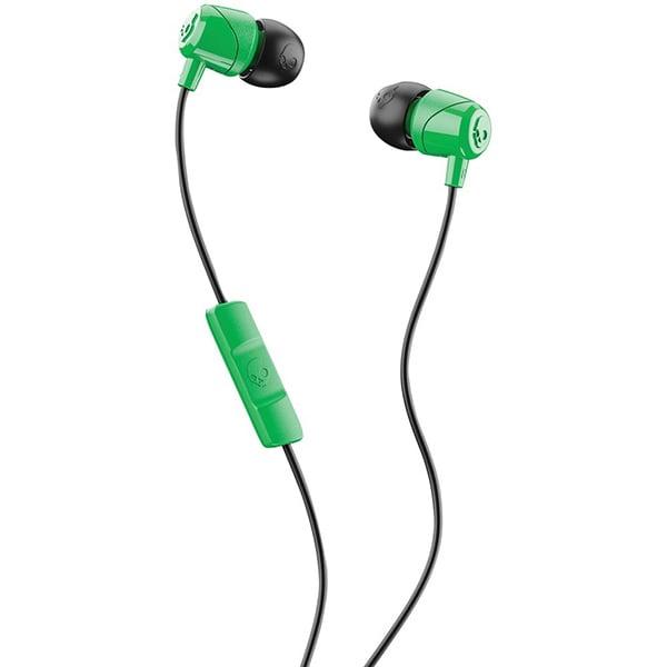 Casti SKULLCANDY Jib S2DUY-L102, Cu Fir, In-Ear, Microfon, verde