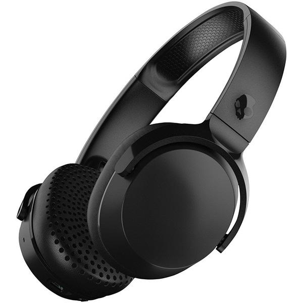 Casti SKULLCANDY Riff S5PXW-L003, Bluetooth, On-Ear, Microfon, negru