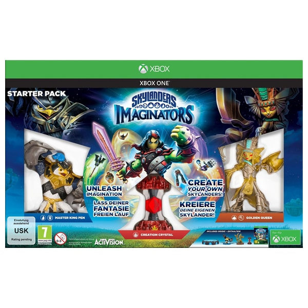 Skylanders Imaginators Xbox One
