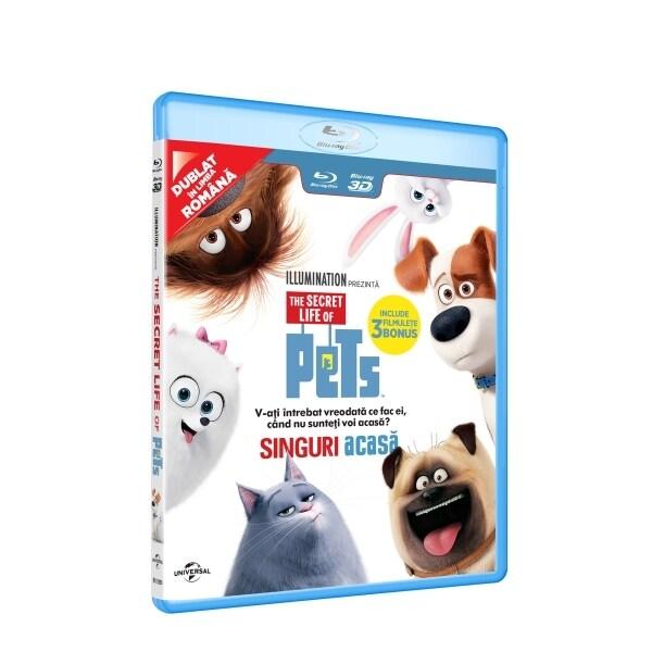 Siguri acasa Blu-ray 3D