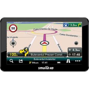 "Sistem de navigatie GPS SMAILO HD7, 7"", 8 GB, Full Europa"