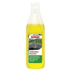 Solutie concentrat 1:10 spalare parbriz SONAX SO260200, lamaie, 0,25l